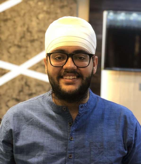 Harnam Singh - IT Head